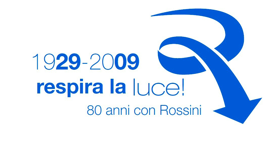 Rossini Illuminazione turned 80 years old